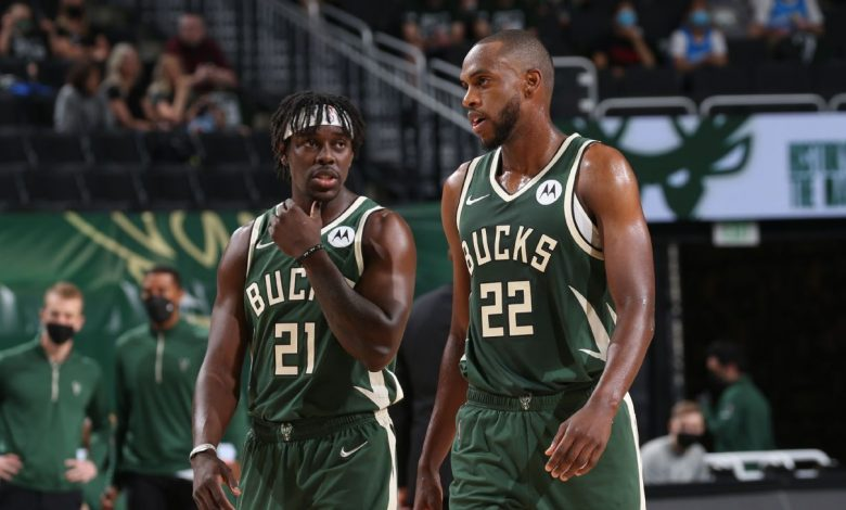 Khris Middleton, Jrue Holiday say Olympics not a distraction during Milwaukee Bucks' playoff run