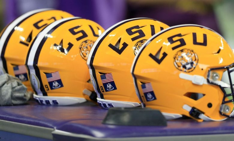 LSU says James Cregg is out as Tigers' offensive line coach