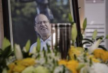 Late Philippine leader hailed for integrity, guts vs China