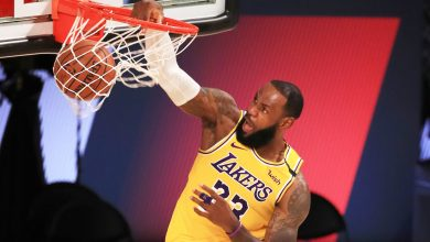 LeBron James puts NBA's pandemic business back in the spotlight