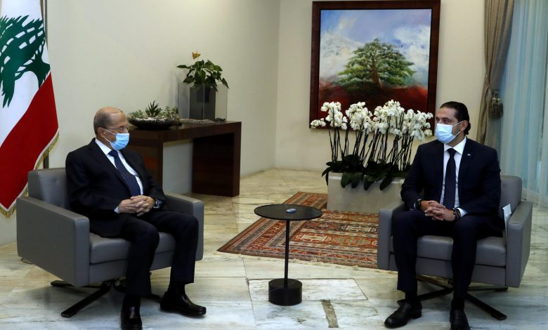 Lebanese leaders exchange barbs as country sinks into crisis