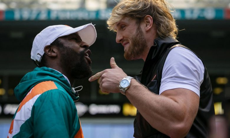 Logan Paul vs. Floyd Mayweather Jr.: Results, predictions and live updates