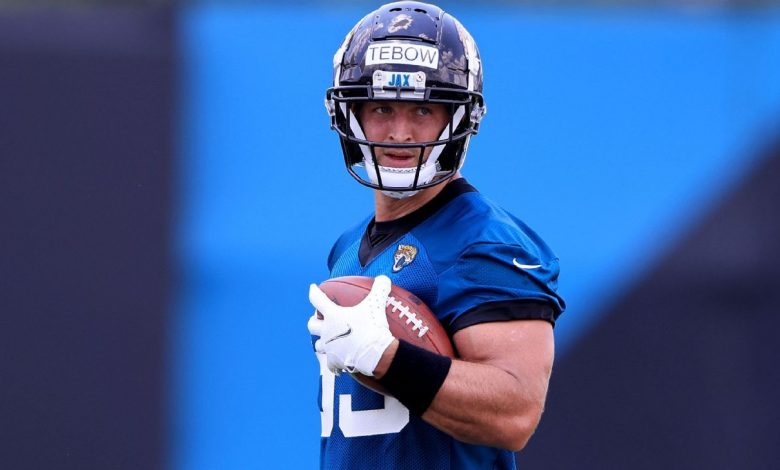 Logan Thomas an example for Tim Tebow in transition to tight end for Jaguars - Jacksonville Jaguars Blog