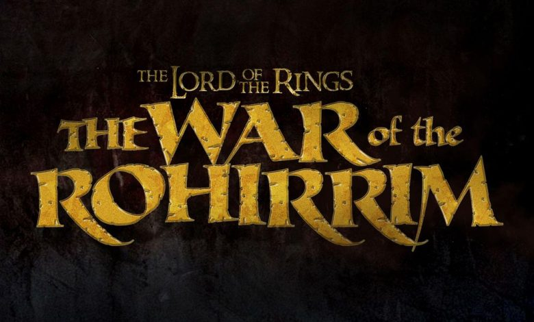 Lord of the Rings anime prequel movie War of the Rohirrim announced