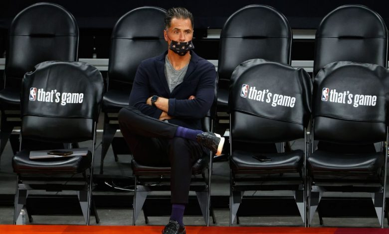 Los Angeles Lakers' Rob Pelinka says offseason goal is to keep core together