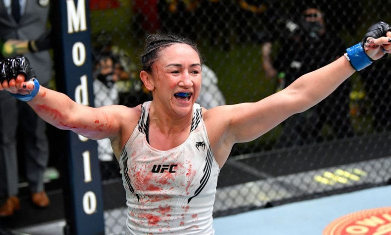 MMA pound-for-pound rankings - Two ex-champs stake their places in men's and women's top 10