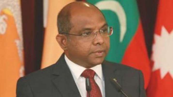 Maldives' Foreign Minister Abdulla Shahid elected President