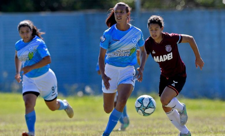 Mara Gomez, first transgender female pro in Argentina, in her own words: 'Football saved my life'