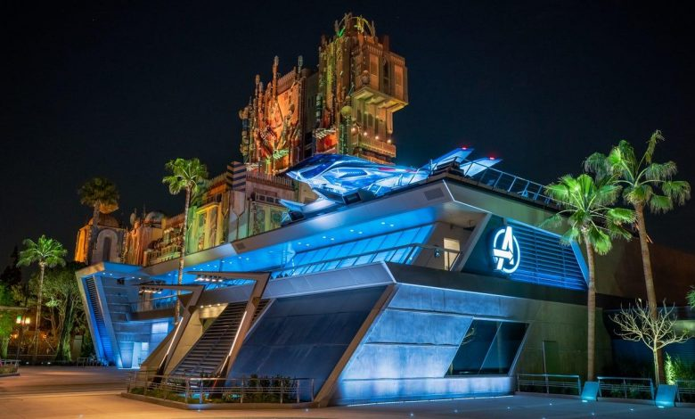 Marvel fans finally have their own land with Disneyland's new Avengers Campus
