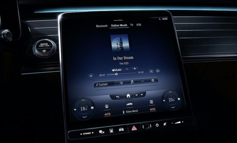 Mercedes-Benz brings Apple Music integration to MBUX