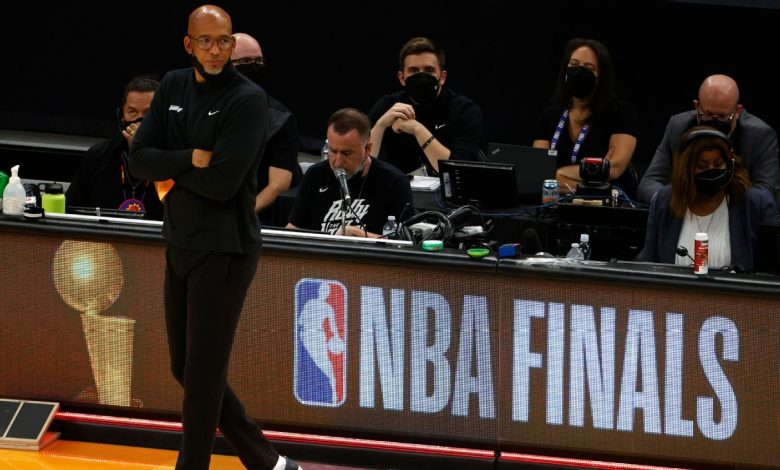 Monty Williams says 'desperation has to be there' for Phoenix Suns to close out LA Clippers in Game 6