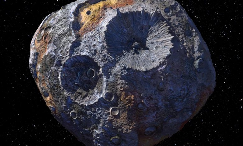 NASA Is Sending a Spacecraft to Asteroid 16 Psyche – It Might Not Be What Scientists Expected