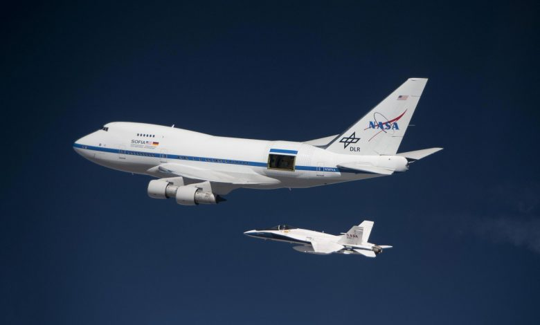 NASA's Telescope on an Airplane – SOFIA – Offers New Way to Study Earth's Atmosphere