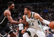 NBA playoffs 2021 - By the tip of Kevin Durant's shoe, the Milwaukee Bucks are finally halfway to their goal