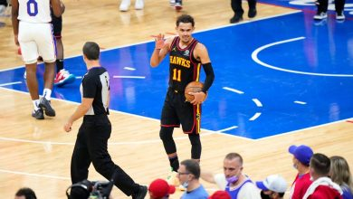NBA playoffs 2021 - Trae Young showed up late, but the party continues for the Atlanta Hawks