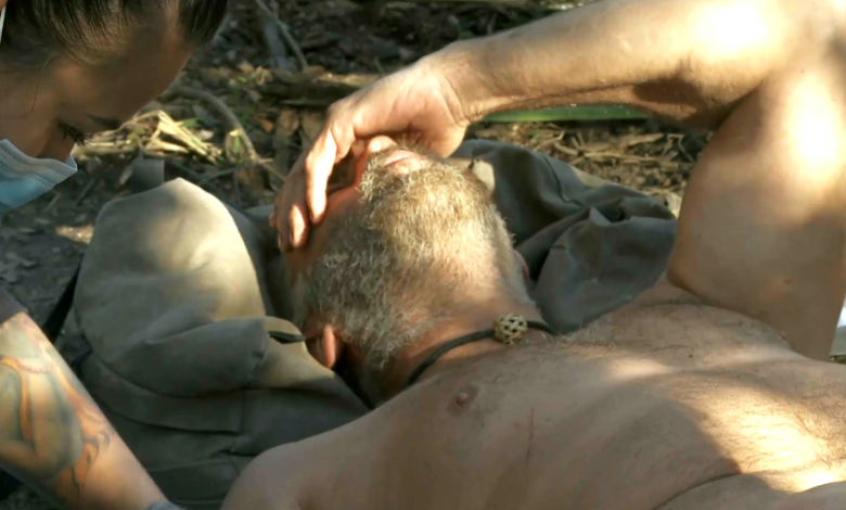 'Naked and Afraid' contestant gets brutal injury in private parts