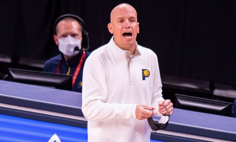 Nate Bjorkgren fired as Indiana Pacers coach after playoff streak ends