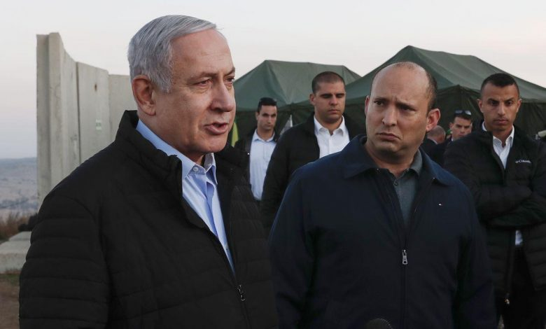Netanyahu claims his successor-in-waiting won't stand up to Biden