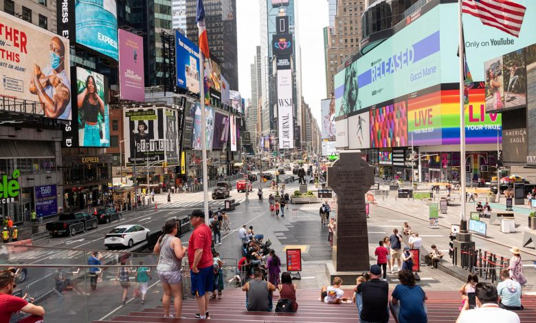 New York, a city hit hard by COVID-19, readies for crowds, concerts as restrictions are set to lift