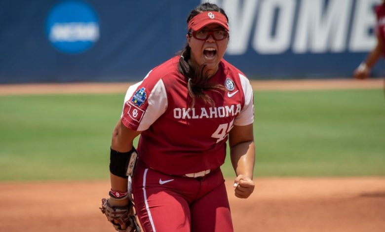Oklahoma's Giselle Juarez helps lead the Sooners to fifth national championship