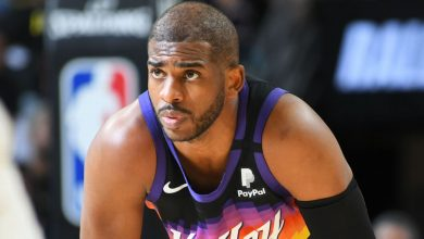 Phoenix Suns' Chris Paul out indefinitely, placed in NBA health and safety protocols