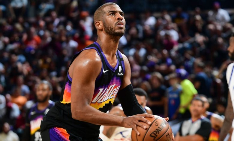 Phoenix Suns' Chris Paul ruled out for Game 1 vs. LA Clippers