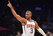 Phoenix Suns guard Chris Paul listed as probable for Game 3; LA Clippers' Kawhi Leonard remains out