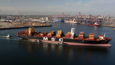 Resolving global shipping delays 'may take a while'