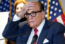 Rudy Giuliani's work for Donald Trump leads to his N.Y. law suspension