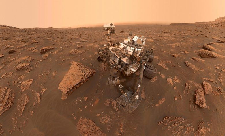 Scientists Closer to Explaining Exciting Mars Methane Mystery
