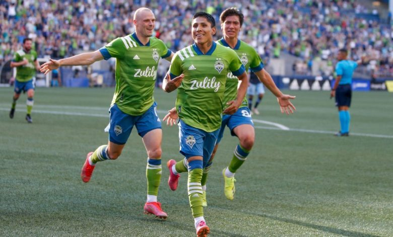 Seattle reaffirms its place on top as Orlando overtakes New England for second