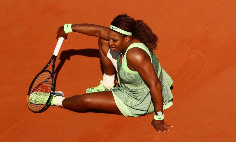 Serena Williams loses in straight sets to Elena Rybakina in fourth round of French Open