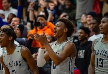 Sierra Canyon's sideline continues to attract superstars