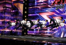 """The World Taekwondo demonstration team may have missed the 2021 Tokyo Olympics, but they didearn Gold on the Olympics of talent: NBC's """"America's Got Talent."""""""