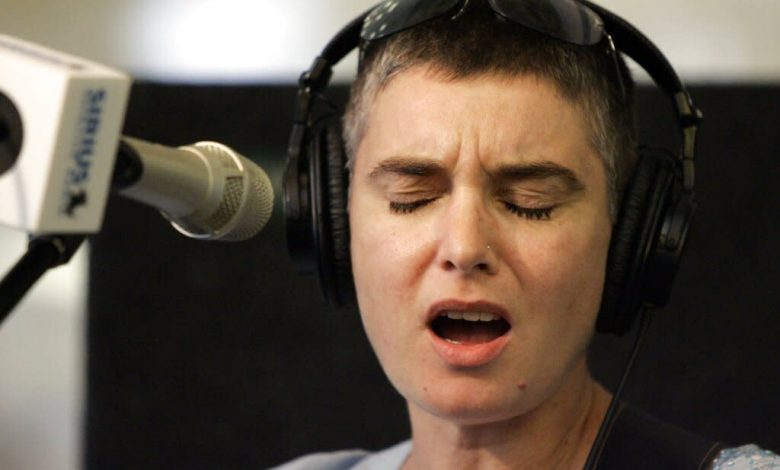 Sinéad O'Connor Says She's Retiring From Touring And Recording