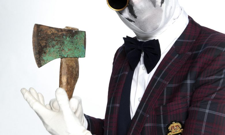 'So scary!' Axe-wielding masked magician is 'the sum of all your fears' on 'AGT'