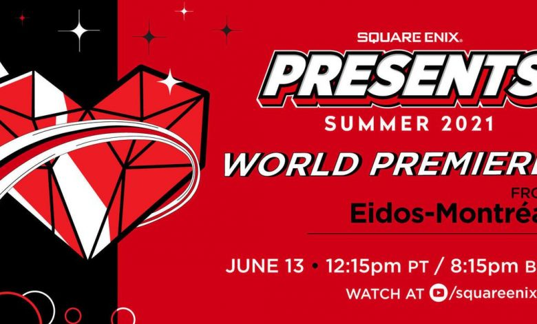 Square Enix E3 2021 stream: How to watch, start times and predictions