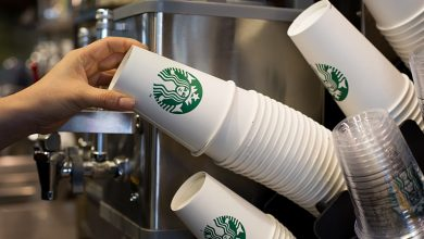Starbucks CEO denies reports of shortages in cups and coffee