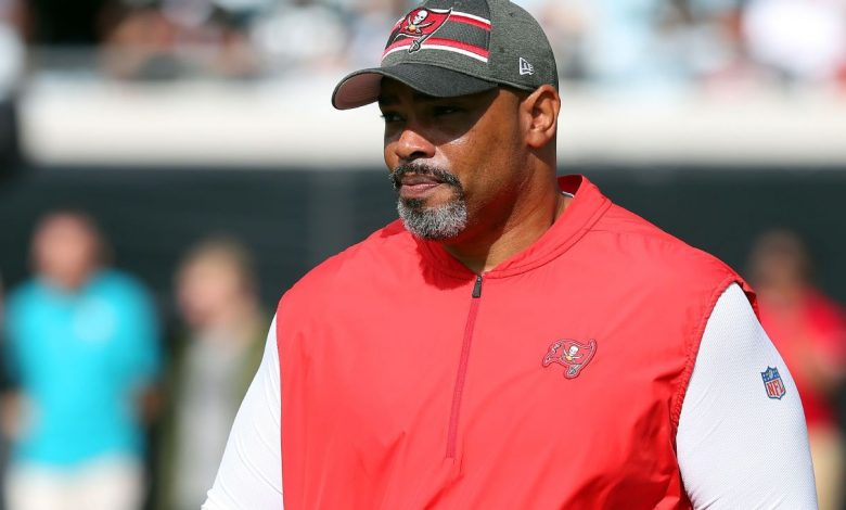 Tampa Bay Buccaneers assistant Harold Goodwin reacts to Eugene Chung claim -- 'Process has been pretty hard' for minority coaches