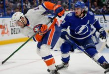 Tampa Bay Lightning look to even series with New York Islanders