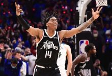 Terance Mann scores 39 as LA Clippers erase 25-point deficit, make first Western Conference finals