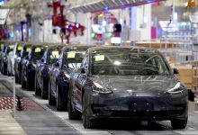 Tesla recalls hundreds of Model 3 cars that were shipped to China