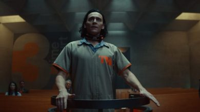 Once again, Tom Hiddleston plays the eponymous trickster.