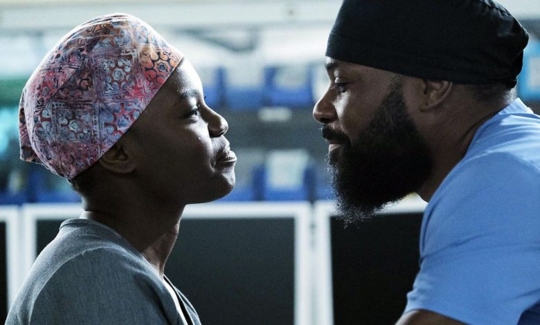 The Resident marks another chapter in Malcolm-Jamal Warner's long career