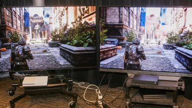 The best gaming TV: Low input lag and high picture quality