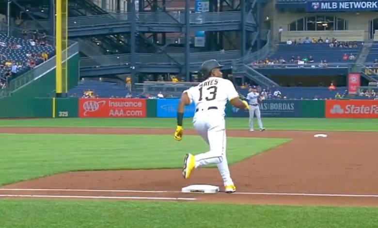 There's A Problem, And It's Not Baserunning