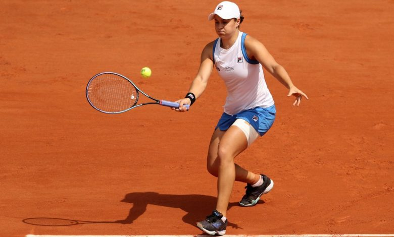 Top-ranked Ash Barty withdraws from French Open