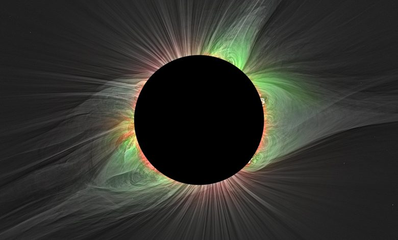 Total Solar Eclipses Shine a Light on the Solar Wind