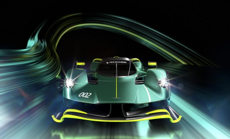 Track-only Valkyrie AMR Pro is the craziest Aston Martin ever     - Roadshow