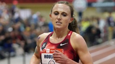 U.S. champion Shelby Houlihan banned four years for testing positive for steroid, blames result on pork burrito